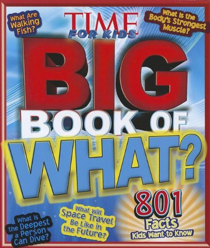 9781603209434: Time for Kids Big Book of What?