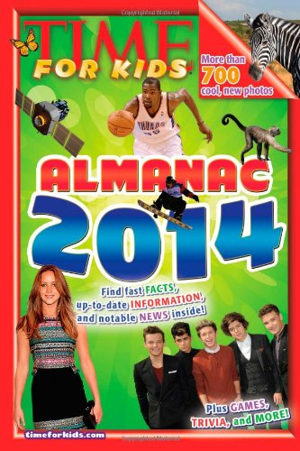 9781603209526: TIME For Kids Almanac 2014