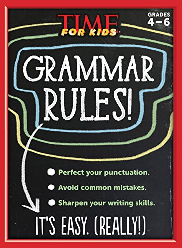 9781603209540: TIME For Kids Grammar Rules!