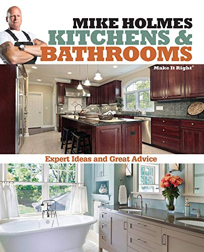 Mike Holmes Kitchens & Bathrooms (Make It Right) (1603209670) by Holmes, Mike