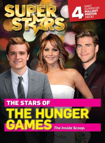 9781603209731: Superstars! The Stars of The Hunger Games