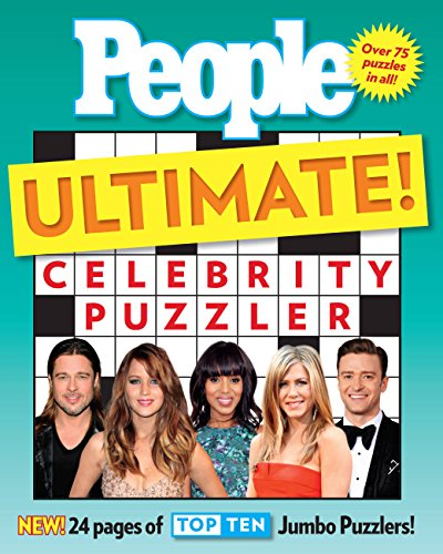 People Ultimate Puzzler: Editors of People Magazine