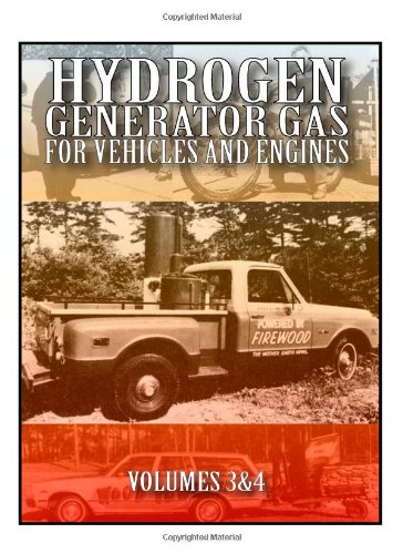 Hydrogen Generator Gases for Vehicles and Engines: Publications, Knowledge