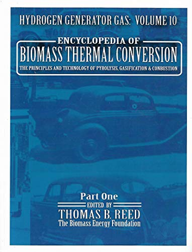 9781603220552: Encyclopedia of Biomass Thermal Conversion: The Principles and Technology of Pyrolysis, Gasification & Combustion (Hydrogen Generator Gas)