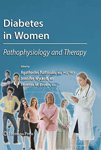 Diabetes in Women (Hardcover): Agathocles Tsatsoulis