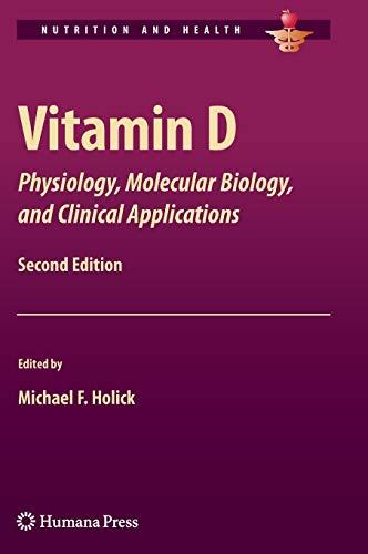 Vitamin D: Michael F. Holick