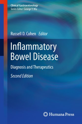 9781603274326: Inflammatory Bowel Disease: Diagnosis and Therapeutics (Clinical Gastroenterology)