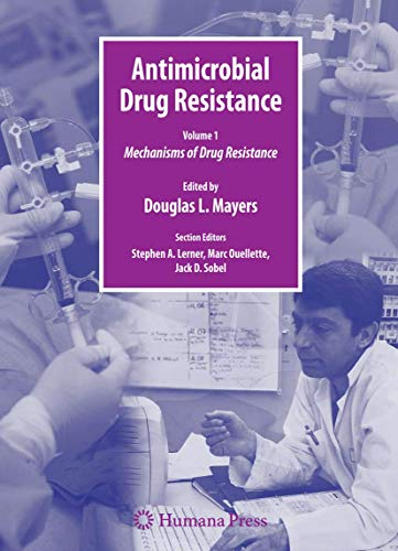 9781603275927: Antimicrobial Drug Resistance: Mechanisms of Drug Resistance, Volume 1 (Infectious Disease)