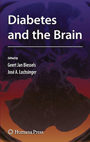 Diabetes and the Brain: Geert Jan Biessels