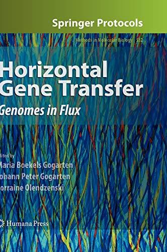 Horizontal Gene Transfer: Genomes in Flux, by Gogarten: Maria Boekels Gogarten