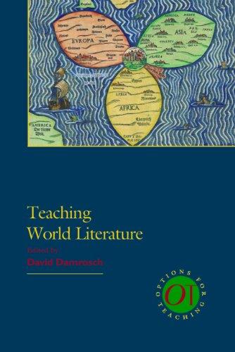 9781603290333: Teaching World Literature (Options for Teaching Series)