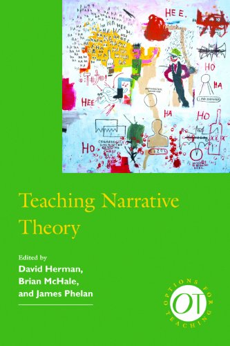 9781603290807: Teaching Narrative Theory (Options for Teaching)