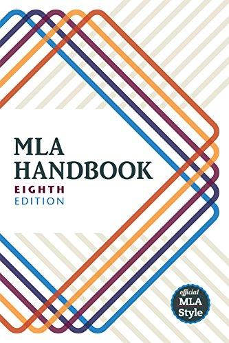 9781603292627: MLA Handbook