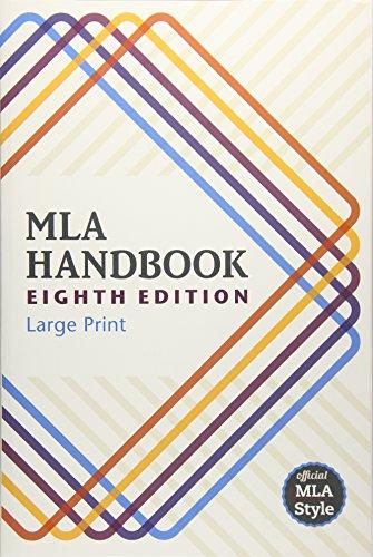 9781603292634: MLA Handbook
