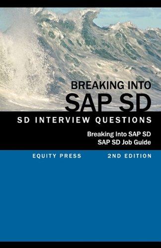 Breaking Into SAP SD: SAP SD Interview: Jim Stewart