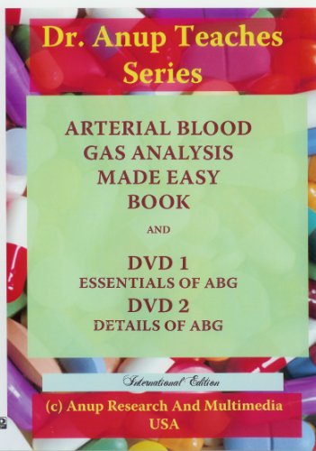 Essentials of ABG: Arterial Blood Gas Analysis Made Easy (Mixed media product): Dr. A. B. Anup