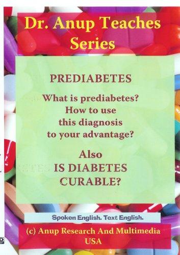 Prediabetes / Is Diabetes Curable?: Dr. A. B.