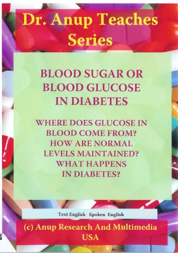 9781603351386: Blood Sugar or Blood Glucose. What is it? Where does it come from in our body? How normal levels are maintained? What happens in diabetes?