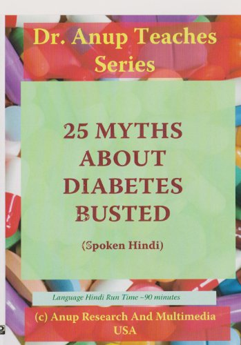 25 Myths About Diabetes Busted: Dr. A. B. Anup