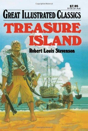 9781603400268: Treasure Island (Great Illustrated Classics)