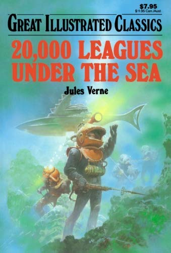 9781603400374: 20,000 Leagues Under the Sea (Great Illustrated Classics)