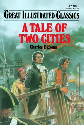 9781603400459: A Tale of Two Cities (Great Illustrated Classics)