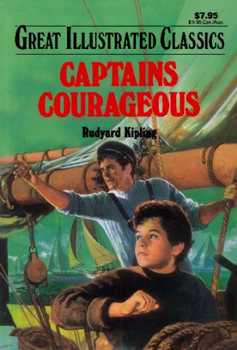 9781603400480: Captains Courageous (Great Illustrated Classics)