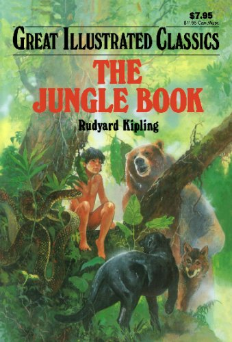 9781603400565: The Jungle Book (Great Illustrated Classics)