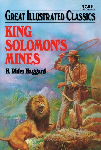 9781603400732: King Solomon's Mines (Great Illustrated Classics)