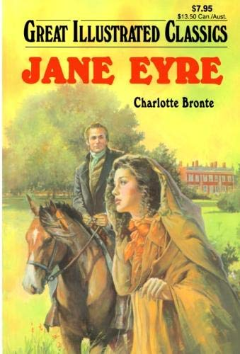 9781603400800: Jane Eyre (Great Illustrated Classics)