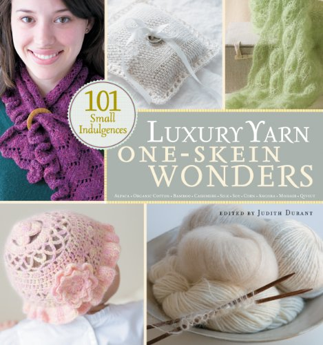 9781603420792: Luxury Yarn One-Skein Wonders