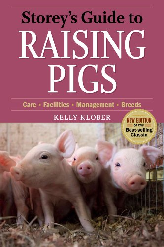 9781603424738: Storey's Guide to Raising Pigs, 3rd Edition: Care, Facilities, Management, Breeds (Storey's Guide to Raising (Paperback))