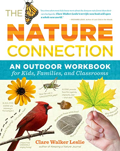 9781603425315: The Nature Connection: An Outdoor Workbook for Kids, Families, and Classrooms