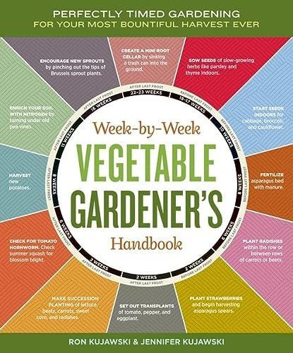 9781603426947: The Week-by-Week Vegetable Gardener's Handbook: Make the Most of Your Growing Season