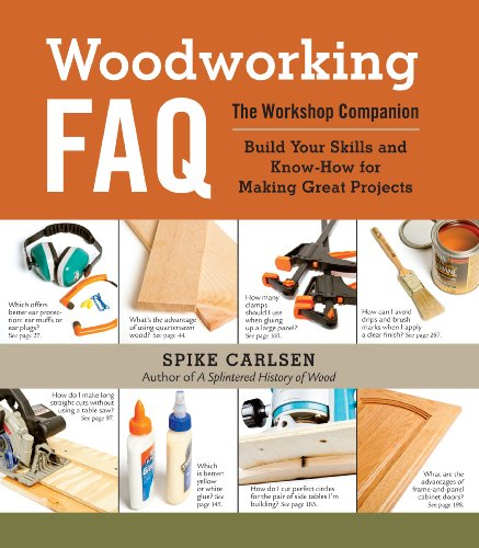 9781603427296: Woodworking FAQ: The Workshop Companion: Build Your Skills and Know-how for Making Great Projects