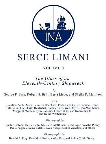 SerCe Limani, Vol 2: The Glass of: Dr. George F.