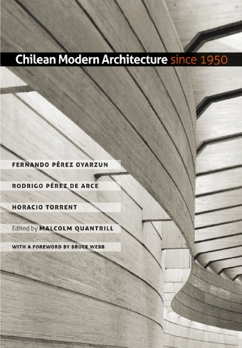 9781603441353: Chilean Modern Architecture since 1950 (Studies in Architecture and Culture)