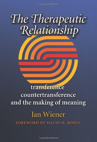 9781603441476: The Therapeutic Relationship: Transference, Countertransference, and the Making of Meaning (Carolyn and Ernest Fay Series in Analytical Psychology)