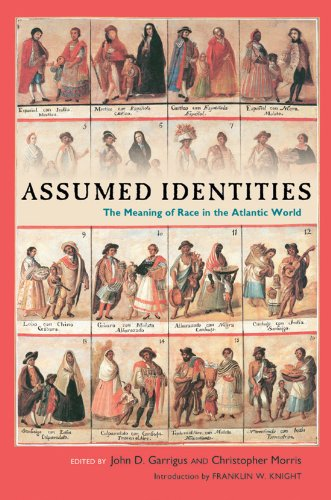 Assumed Identities: The Meanings of Race in: Dr. John D.