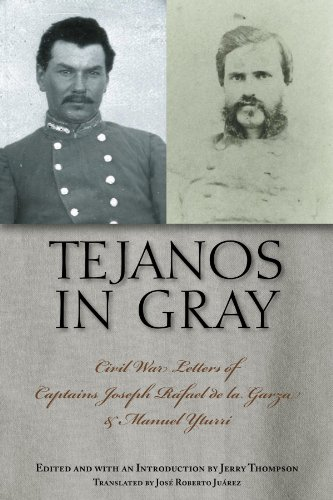 Tejanos In Gray: Thompson, Jerry D.