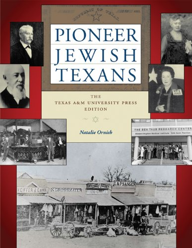 9781603444231: Pioneer Jewish Texans
