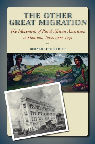 9781603449489: The Other Great Migration: The Movement of Rural African Americans to Houston, 1900-1941 (Sam Rayburn Series on Rural Life, sponsored by Texas A&M University-Commerce)