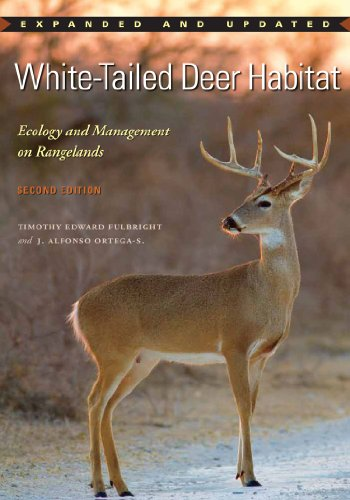 9781603449519: White-Tailed Deer Habitat: Ecology and Management on Rangelands (Perspectives on South Texas, sponsored by Texas A&M University-Kingsville)