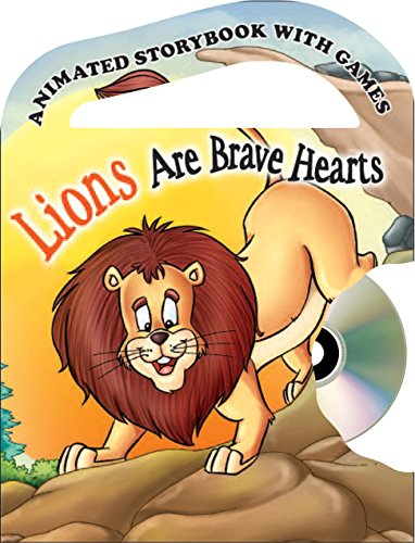9781603462013: Animals Tales: Lions Are Brave Hearts (With Cd)