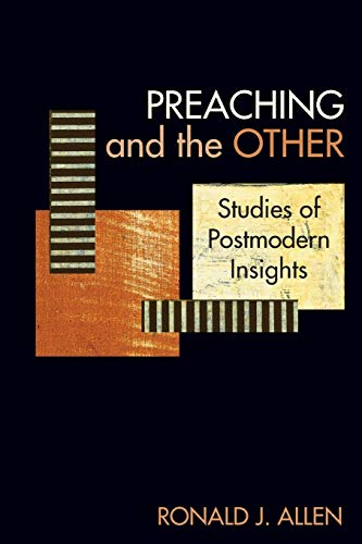 9781603500494: Preaching and the Other: Studies of Postmodern Insights