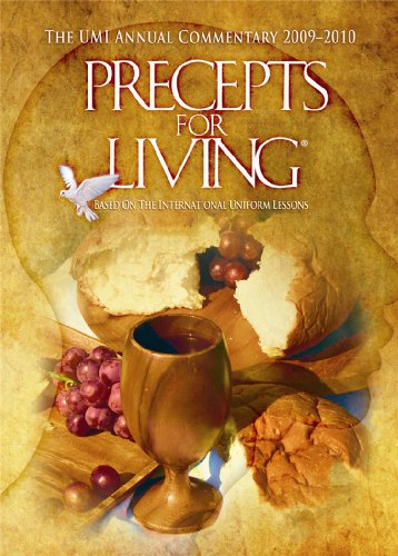 9781603526876: Precepts for Living Annual Commentary 2009-2010