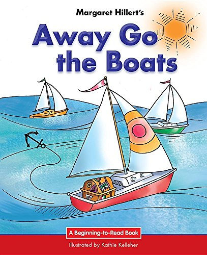 9781603579339: Away Go the Boats (Beginning-To-Read Books)