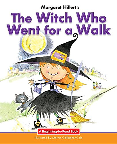 9781603579513: The Witch Who Went for a Walk (Beginning-to-read)