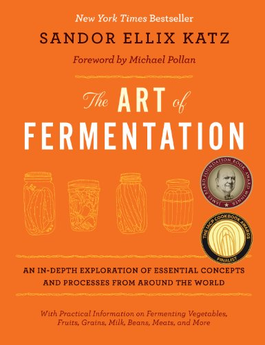 9781603582865: The Art of Fermentation: The original guide to fermentation; from kraut, kombucha, kimchi to cider, wine, koji, miso, sourdough and so much more!: New York Times Bestseller