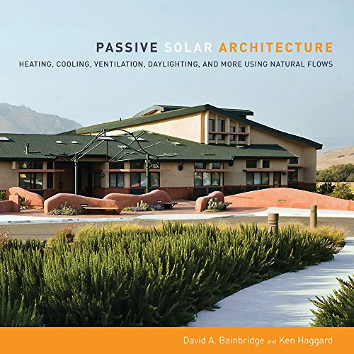 9781603582964: Passive Solar Architecture: Heating, Cooling, Ventilation, Daylighting and More Using Natural Flows
